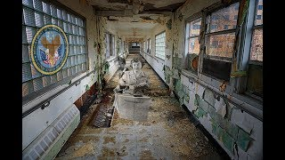 One of the Most Restricted Abandoned Places in America (24 hours)