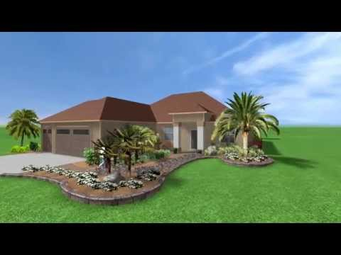 Landscape Design 3D Computer Imaging