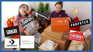 Quarantine Shopping UNBOXING 📦 | Farfetch, ASOS, Smith & Caughey Haul | HIKOCO