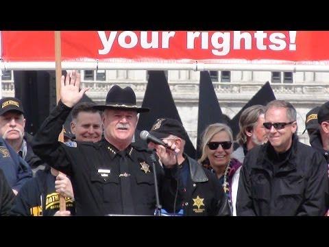 Sheriff Tim Howard (Full Speech 4-1-14)
