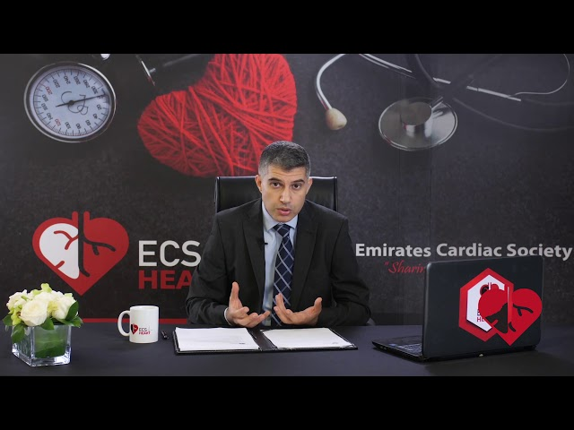 Dr. Moutaz El Kadri talks about Atrial Fibrillation: Saying goodbye to blood thinners