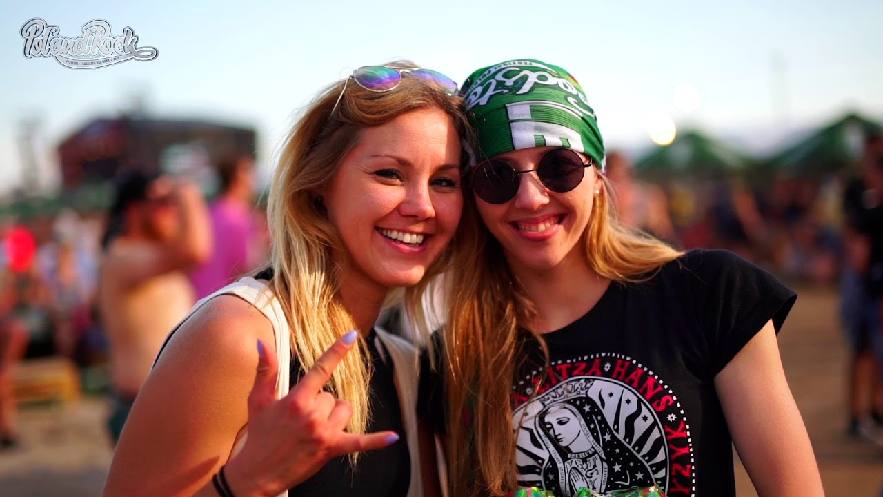 Od dziś zapraszamy na Pol'and'Rock Festival