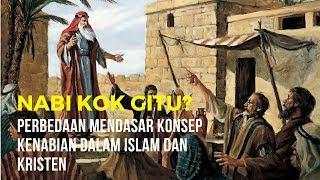 Nabi Kok Gitu? 😱 Konsep Kenabian Aneh Dalam Bible Yang Diluruskan Qur'an