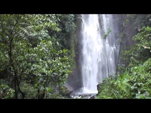 Tunan Waterfall near Manado, North Sulawesi, Indonesia