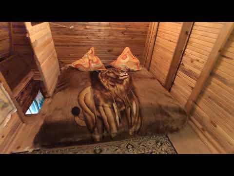 Дом в деревне Холюны (около турбазы Алоль) в аренду. Между Пустошкой и Опочкой. Экскурсия по дому