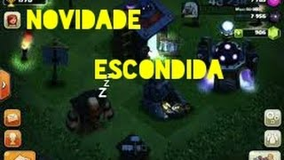 Clash of Clans #7 novidade escondida do clash of clans!