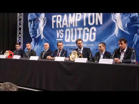 LIVELY! - CARL FRAMPTON v SCOTT QUIGG - FULL & UNCUT MANCHESTER PRESS CONFERENCE / FRAMPTON v QUIGG