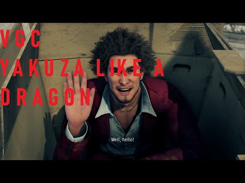 Video Game Club - YAKUZA LIKE A DRAGON (part 1) |