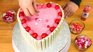 Top Amazing Valentines Day Cakes / Cake Decorating Compilation