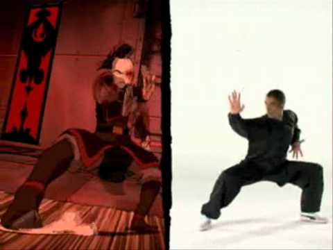 Avatar the Last Airbender- Creating The Legend- Bending