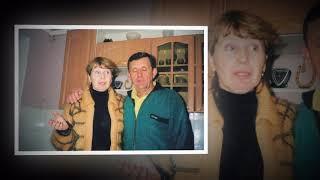 Сапфировая свадьба у родителей 45 лет