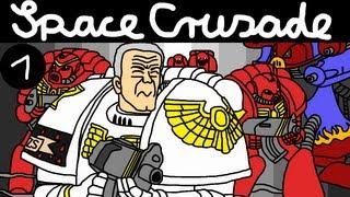 Space Crusade [01]: Suchen und zerstören