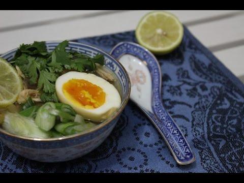 #soupe-asiatique-au-poulet---asian-style-chicken-#soup---شوربة-الدجاج-الآسيوية#
