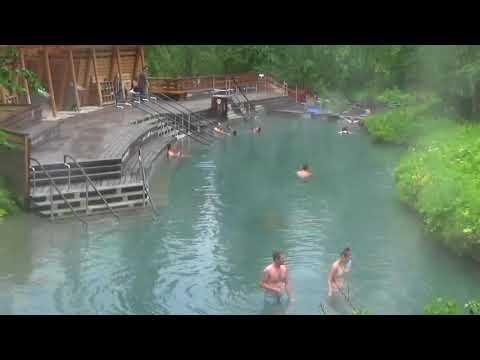Liard River Hot Springs Park