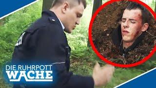 Lebendig vergraben Findet die Polizei das Opfer rechtzeitig?  Die Ruhrpottwache  SAT.1