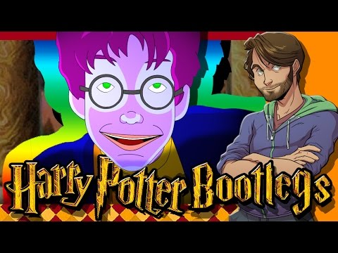 Harry Potter BOOTLEGS! - SpaceHamster