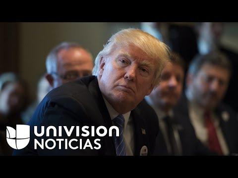 Trump culpa al Freedom Caucus y a dos organizaciones del revés que sufrió su reforma sanitaria