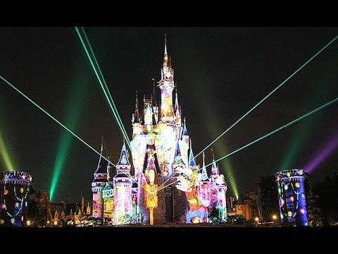 東京ディズニーランドxマスイベント公開シンデレラ城新映像ショー