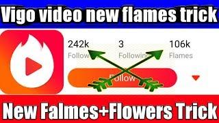 Vigo video VPN trick Ka bap    Vigo video flowers+flames trick   
