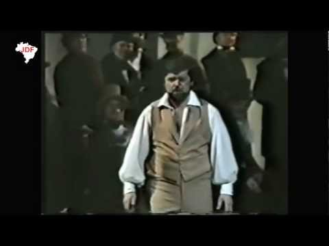 PETER  DVORSKY - THE GREATEST VOICES OF ALL TIME - PART - III - THE MODERN TIME - G. VERDI - RIGOLET