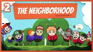 The Boys play some AirConsole and attempt to destroy each other's house in The Neighborhood!
