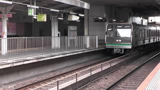 近鉄けいはんな線 コスモスクエア行き発車!! 大阪メトロ24系