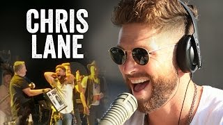 Chris Lane - Gets Surprise Gold Record While on Stage