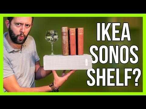 IKEA + SONOS - The Bookshelf Speaker Review