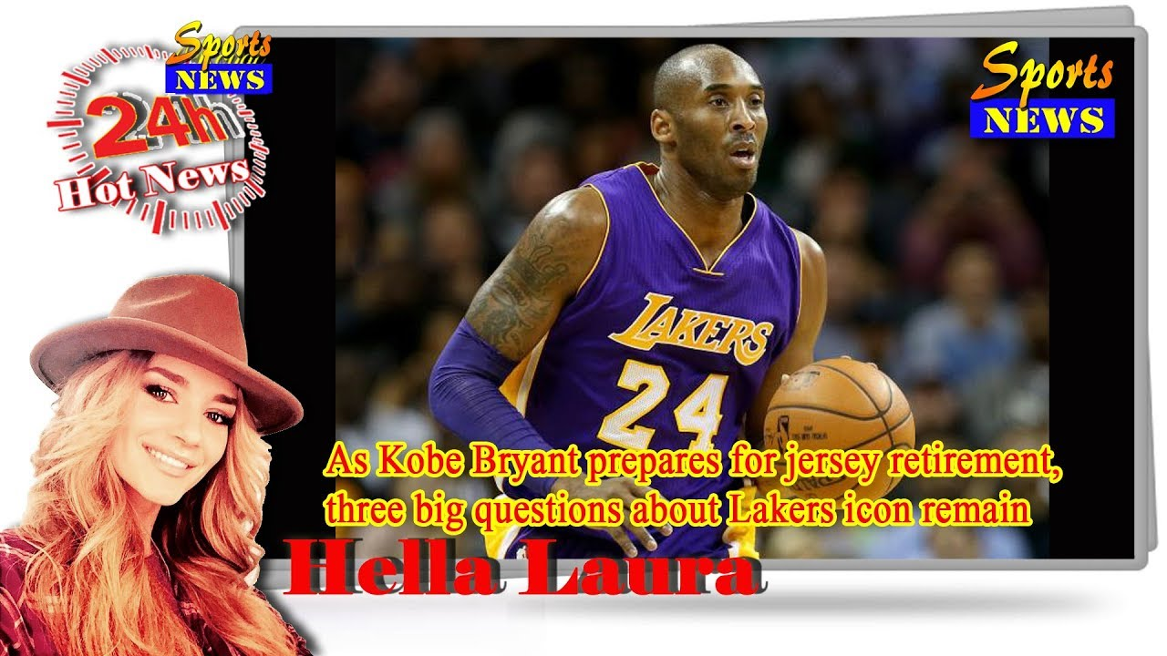 c390bd7a6a9 SportsNews - Lakers to officially retire Kobe Bryant s 2 jersey numbers