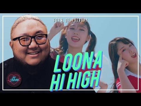 """Producer Reacts To LOONA """"Hi High"""" + Official LOONA Bias Reveal"""