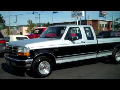 Ricks Auto Sales >> 1993 FORD F150 XLT SUPERCAB SOLD!! - YouTube