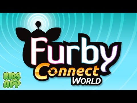 FURBY CONNECT World (Hasbro, Inc.) - Best App For Kids