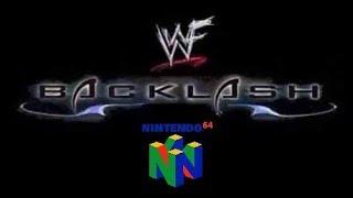 WWF Backlash N64: What Happened?