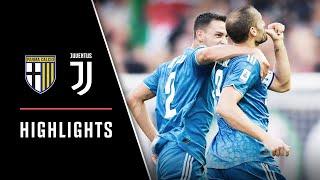 Giorgio chiellini's goal ensures a 1-0 win for juventus at parma's stadio ennio tardini to get the bianconeri's 2019/20 serie season off winning start...