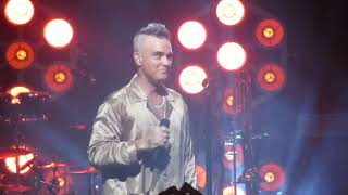 Robbie Williams - Heaven From Here live @ The Roundhouse