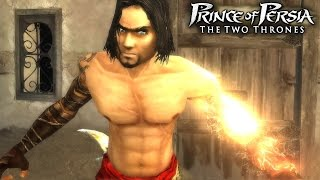 Prince of Persia The Two Thrones Gameplay HD Boss Fight