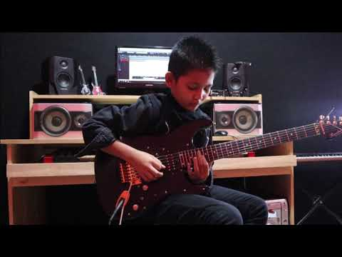 Joe Satriani - Always With You, Always With Me (cover By Abim)