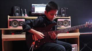 Gambar cover Joe Satriani - always with you, always with me (cover by Abim)