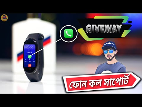 Best Cheap Smartband With Phone Call Support | M5 Review In Bangla