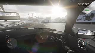 I beated all racing cars in a snowy racing match up in forza motorsport #11 xbox one