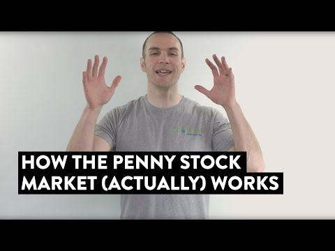 How The Penny Stock Market (Actually) Works...brutal But True!