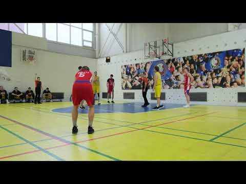 МЛБМ ДГТУ vs БАРС-РГЭУ 21 02 2021