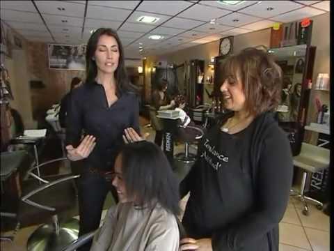 Le salon de coiffure tendance attitud 39 sur lcm 1er partie for Salon tendance