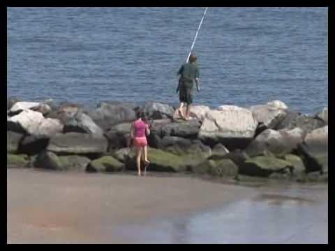 Beach sand replenished in Norfolk VA