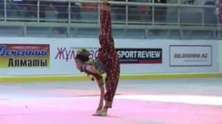 Грандиозное спортивное событие в Шымкенте