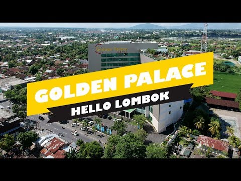 Hello Lombok - City Hotel Terbaik GOLDEN PALACE HOTEL