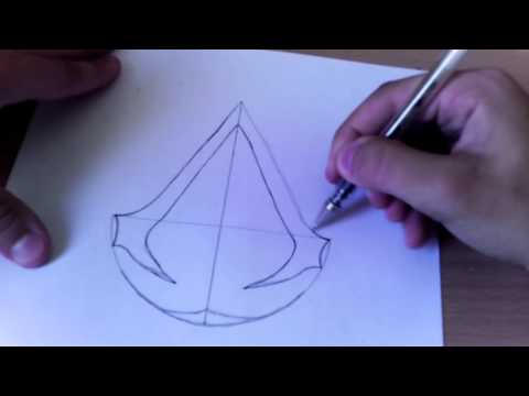 Assassin's Creed Logo (Speed Draw)
