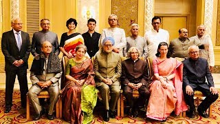Entire cast of The Accidental Prime Minister in one photo