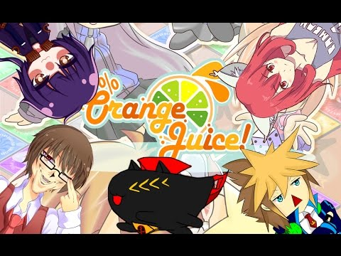 [ ไร้สาระไปวันๆในเกม ] : 100 Orange Juice [ ศึกดวลเดือดเพื่อน้ำส้ม! ]