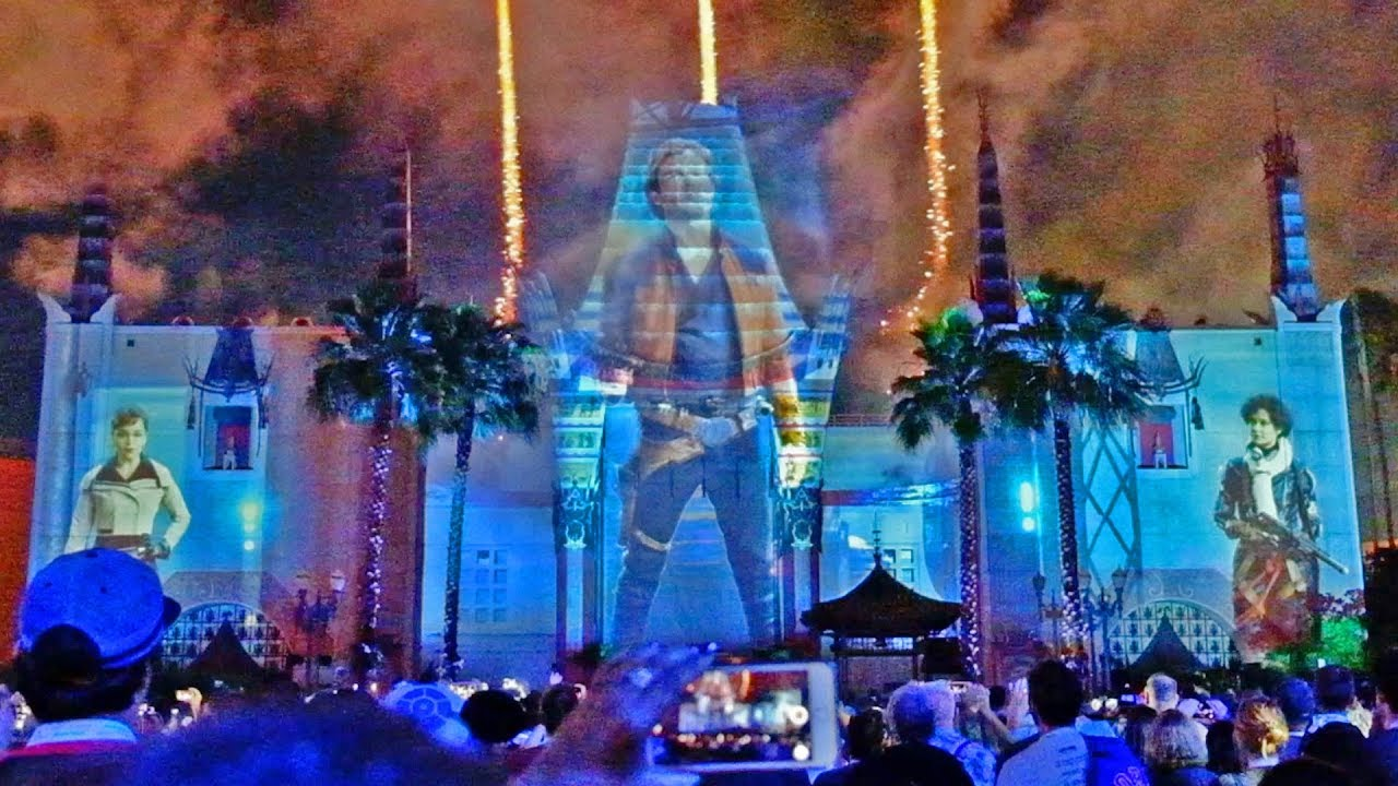 Image result for star wars galactic spectacular